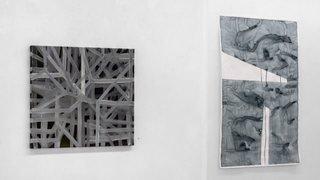 Anne Peverelli et Aron Nicolet exposés à Colombier