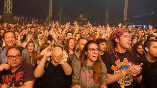 La tempête, Midnight Oil, Ska-P, les temps forts du samedi à Festi'neuch