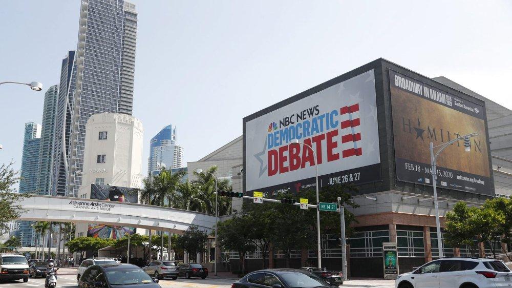 Les primaires démocrates ont débuté hier à Miami, en Floride, Etat-clé dans la course à la présidence.