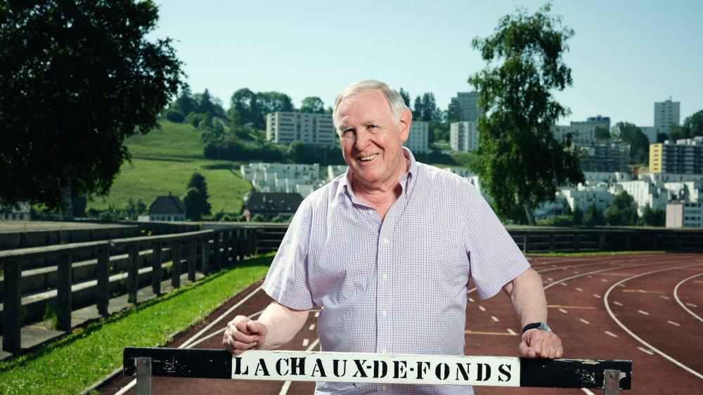A 83 ans, René Jacot reste l'indispensable président du Résisprint.