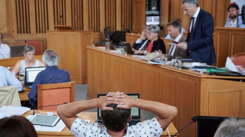 Les députés neuchâtelois ont sué sur des questions financières.