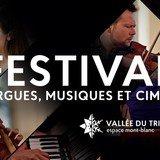 Festival orgues, musiques et cimes 2019