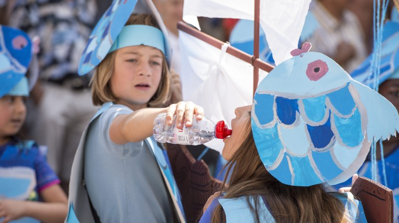La canicule torpille le 40e marathon scolaire à Neuchâtel
