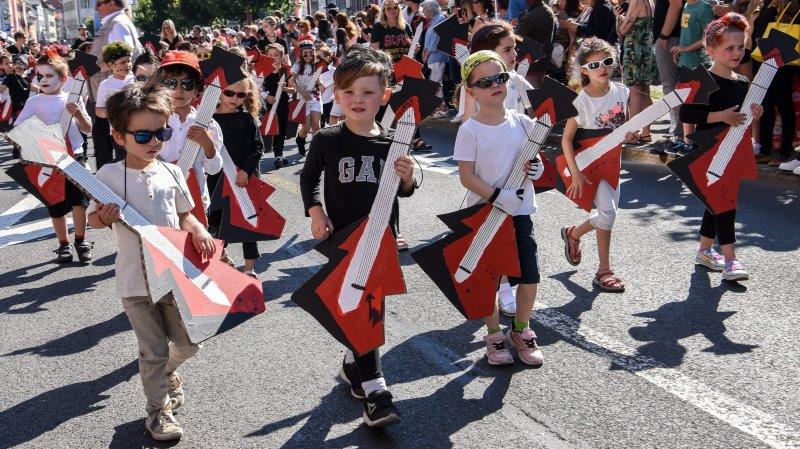 Le cortège des Promos aura bien lieu ce samedi à La Chaux-de-Fonds
