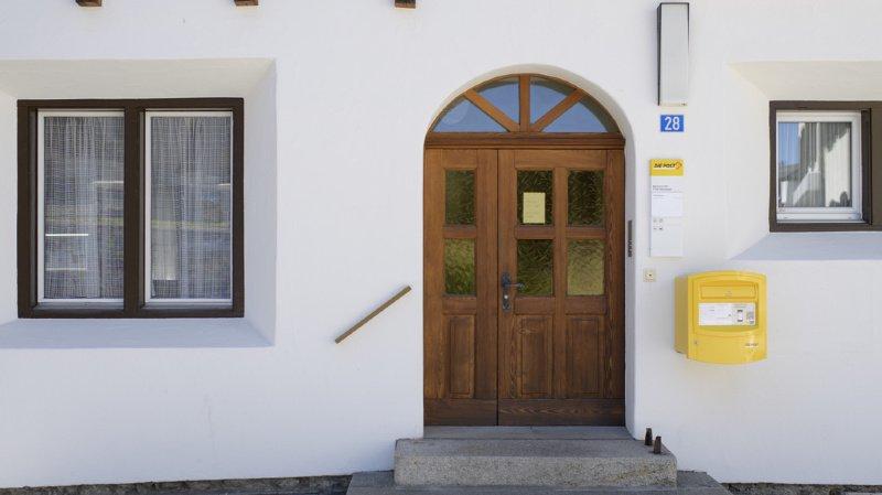 Ces dernières années, La Poste a systématiquement réduit son réseau d'offices de poste malgré les résistances de la population. (illustration)