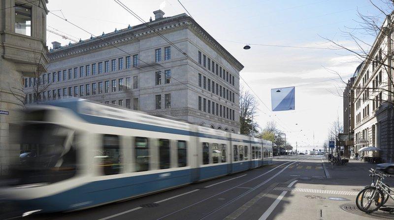 Zurich: 14 blessés dans une collision entre un tram et un camion