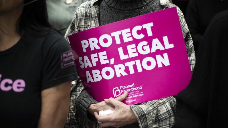 L'Alabama décidé d'interdire l'avortement depuis mai passé, faisant réagir des milliers de manifestants dans tous les Etats-Unis (illustration).