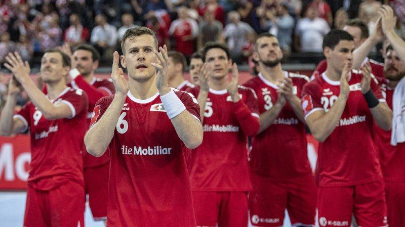 Handball: la Suisse jouera contre la Suède, la Slovénie et la Norvège au Championnat d'Europe 2020