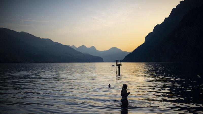 Canicule: nouvelle nuit tropicale et pollution à l'ozone en Suisse romande