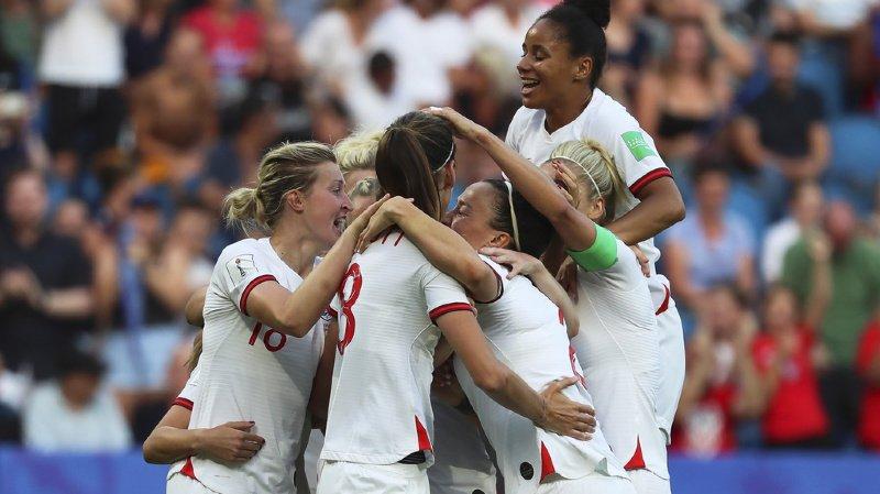 Football - Mondial féminin 2019: l'Angleterre bat la Norvège et file en demi-finale