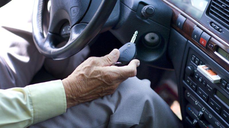 Les accidents graves touchent davantage les plus de 65 ans qu'il y a quelques années. (illustration)