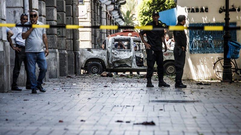 Double attentat à Tunis