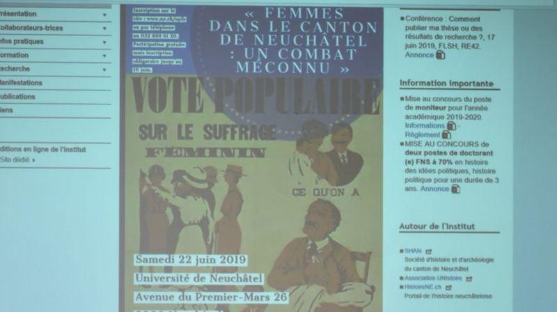 Point de vue de Nicole Baur: «29juin 1919: Neuchâtel entre dans l'histoire»