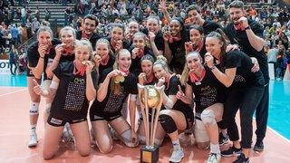 CEV Cup: le NUC se déplacera en Bélarus