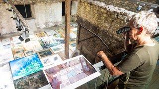 La collection d'oeuvres d'art de l'Etat de Neuchâtel dévoilée pour la première fois au public