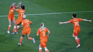 Football – Mondial féminin 2019: un quart de finale Italie - Pays Bas