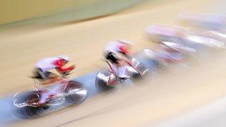 Jeux européens de Minsk - cyclisme: le bronze pour l'équipe de Suisse de poursuite