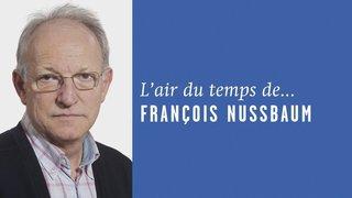 """""""Canicule, oui mais bon..."""", l'Air du temps de François Nussbaum"""