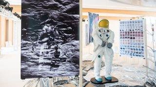 L'Ecole d'arts appliqués de La Chaux-de-Fonds a marché sur la Lune