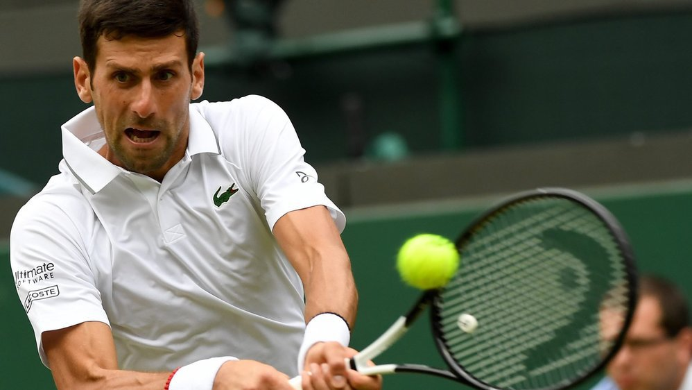 Malgré ses efforts, Novak Djokovic ne recueille pas tous les surfaces sur le circuit.