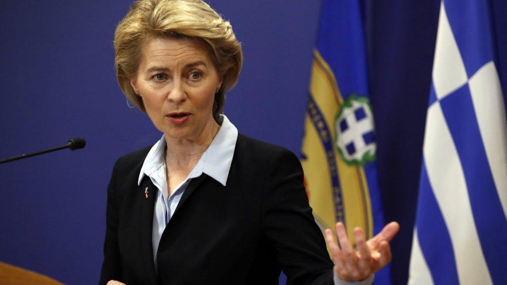 Ursula von der Leyen, de la Défense allemande à la Commission européenne.