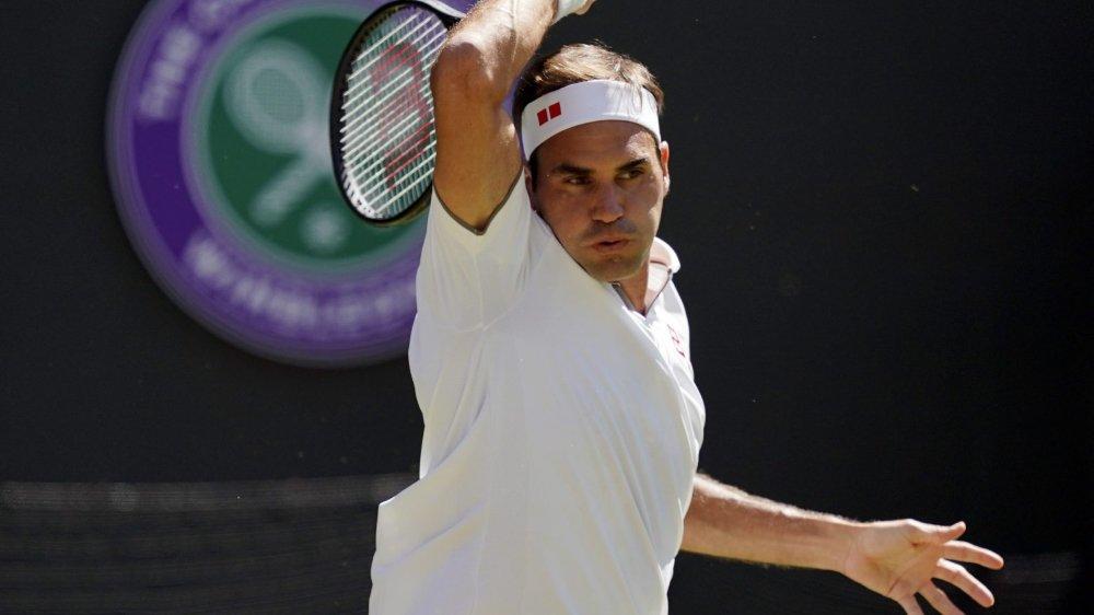 Roger Federer a rendez-vous avec Lucas Pouille, un joueur qui, comme lui, a choisi l'«exil» aux Emirats arabes unis.