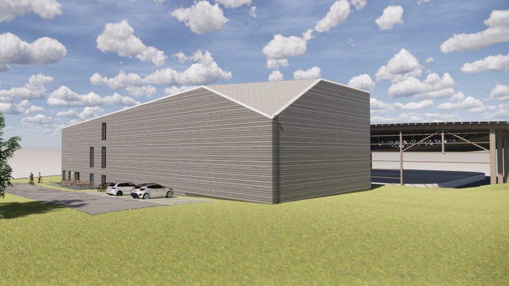 L'emplacement de la future salle d'escalade crée la polémique au Locle.