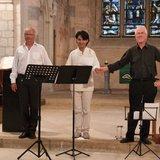 Trio Orgue, Târ iranien et flûte