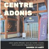 Cinq ans du centre Adonis à Nax