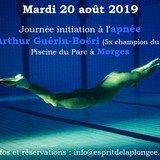 Initiation à l'apnée avec Arthur Guérin-Boëri