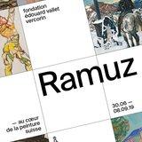 Exposition de Ramuz