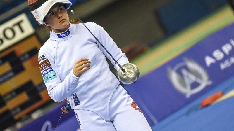 Pauline Brunner dans le tableau final des championnats du monde