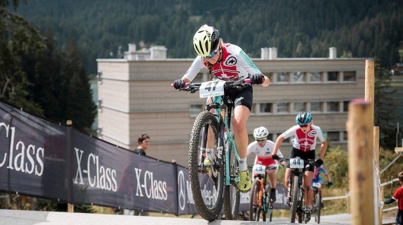 Lisa Baumann, ici aux Mondiaux 2018, participera à la course des juniores à Brno.