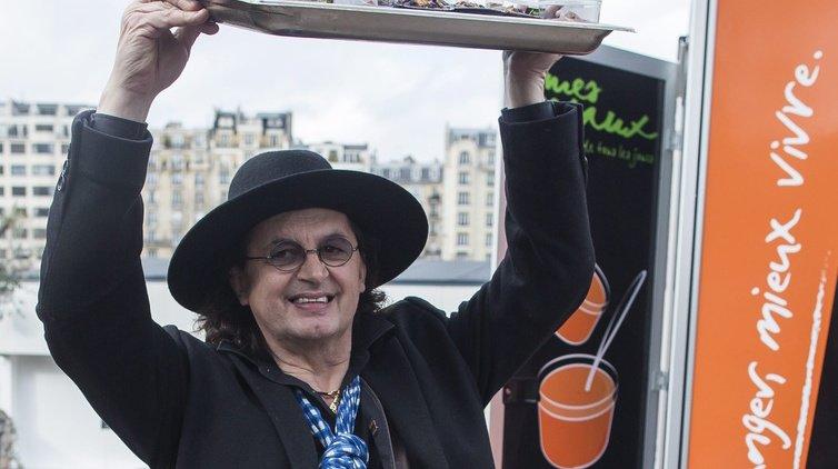 Gastronomie: le chef français Marc Veyrat se retire du guide Michelin, ce dernier refuse