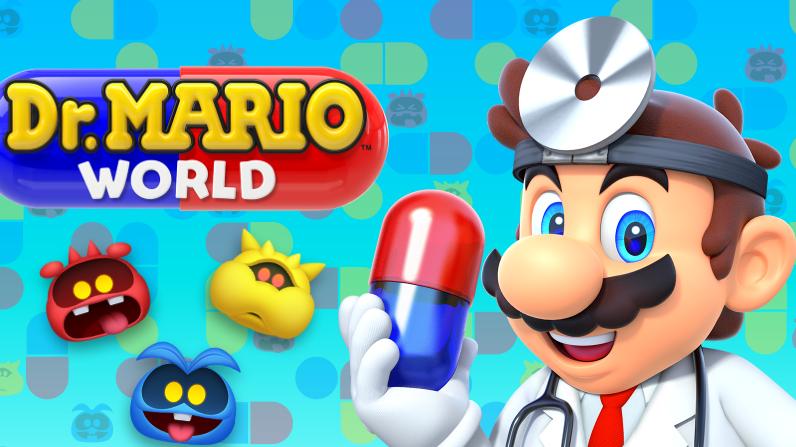 Dr Mario World est le nouveau jeu mobile de Nintendo. Il est disponible sur Android et iOS.