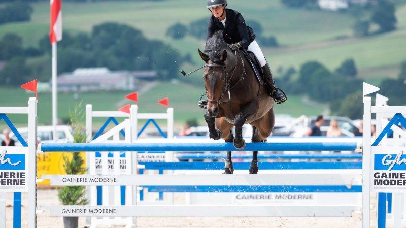 Laurence Schneider-Leuba enfin championne cantonale