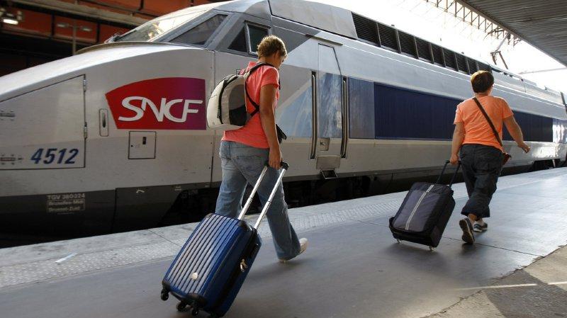 Trafic ferroviaire: les TGV circulent à nouveau selon l'horaire entre Genève et Paris