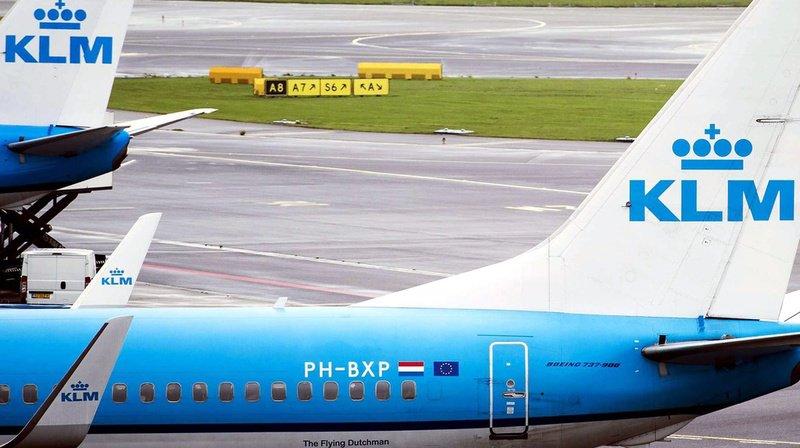 Pays-Bas: deux avions se percutent à l'aéroport d'Amsterdam