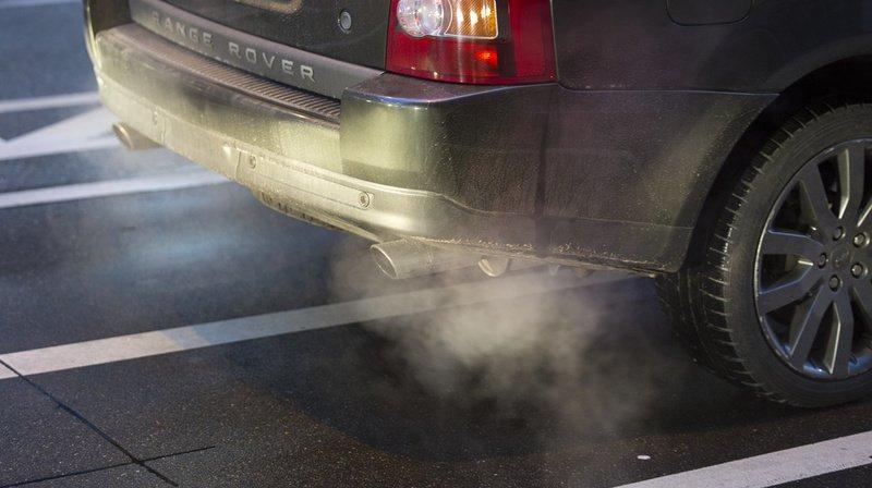 Voitures neuves: l'objectif de limitation des émissions de CO2 est à nouveau manqué