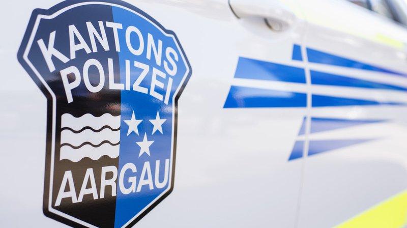 La police argovienne exclut l'intervention d'un tiers. (Illustration)