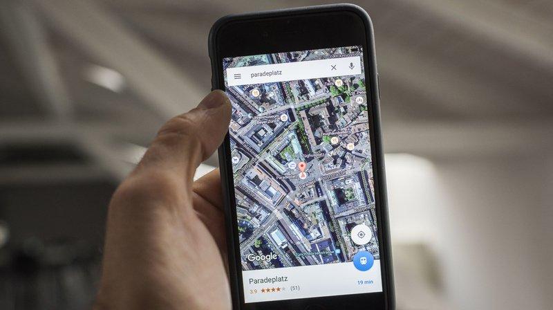 """La fonctionnalité """"Offres"""" de Google Maps pourrait bientôt arriver sur l'application suisse. (Illustration)"""