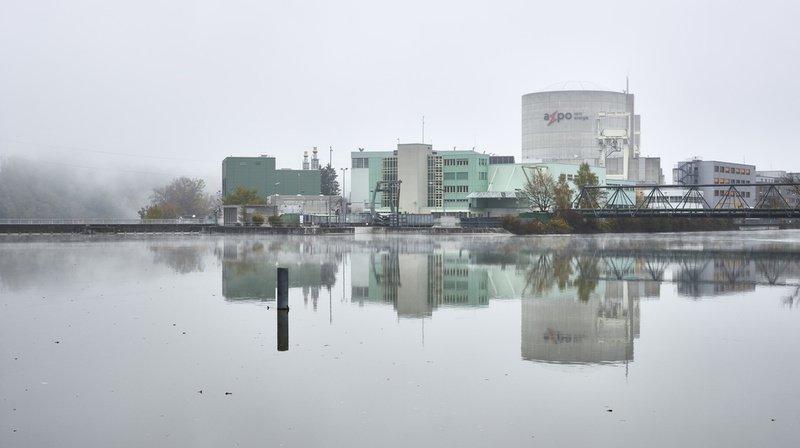 Centrale nucléaire de Beznau: pas de rejet dans l'Aar si la température dépasse 25 degrés