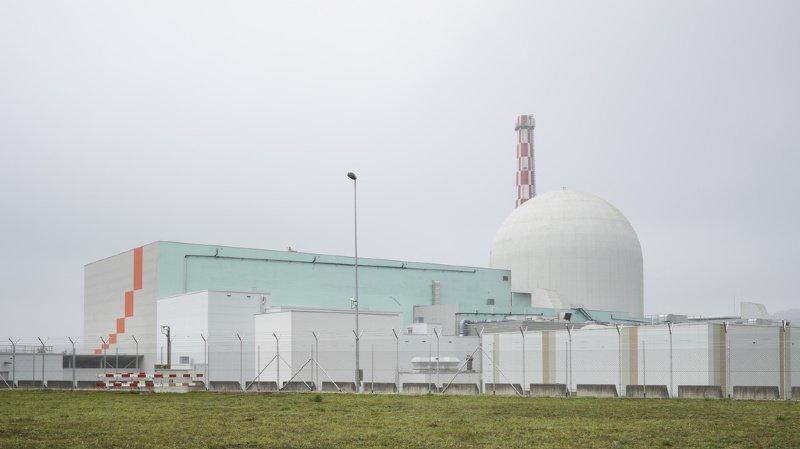 Argovie: la centrale nucléaire de Leibstadt arrêtée après une fuite d'huile