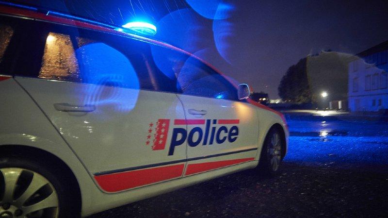 Valais: un accident de la route fait un mort et trois blessés à Sion