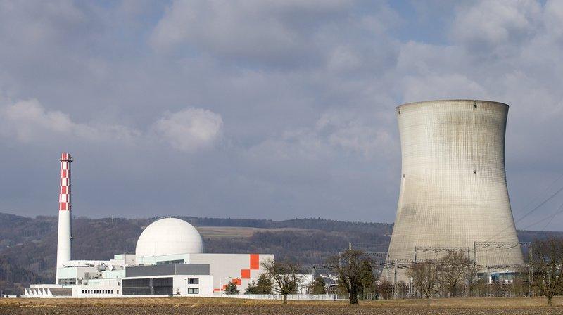 Mise en service en 1984, Leibstadt est la plus récente des cinq centrales nucléaires en Suisse.