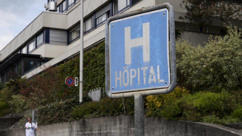 Hôpital de Moutier: changement de mains