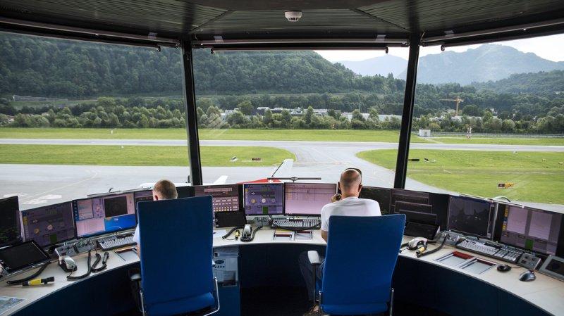 Une douzaine de contrôleurs aériens de Skyguide malades après le jugement du TF: réduction du nombre de vols levée