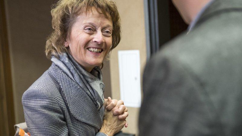 Pour Eveline Widmer-Schlumpf, le système des retraites ne sera bientôt plus viable financièrement