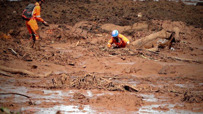Brésil: le géant minier Vale condamné à payer les dommages du désastre de Brumadinho