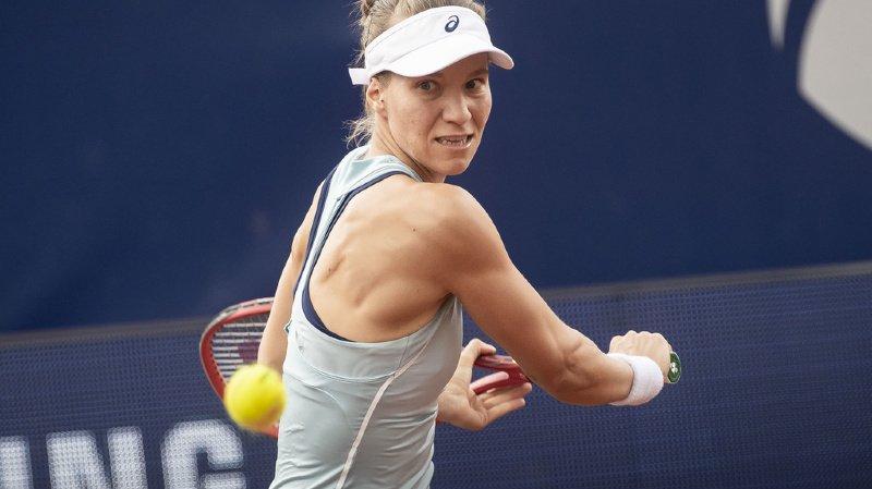 Tennis - Wimbledon: Viktorija Golubic qualifiée pour le deuxième tour